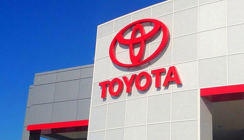 Toyota plans to cut 800 jobs in Thailand due to economic slowdown